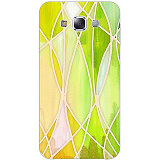 Absinthe Designer Geometry Pattern Back Cover Case For Samsung Galaxy J3