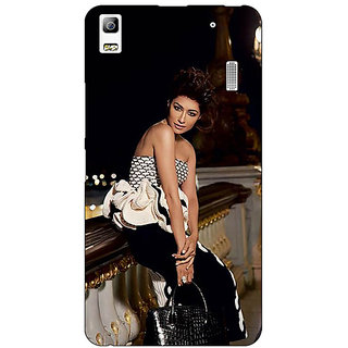 Absinthe Bollywood Superstar Chitrangada Singh Back Cover Case For Lenovo K3 Note