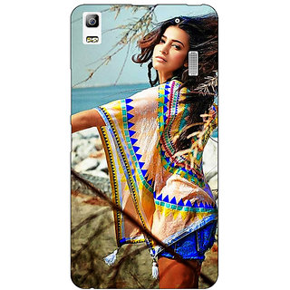 Absinthe Bollywood Superstar Shruti Hassan Back Cover Case For Lenovo K3 Note