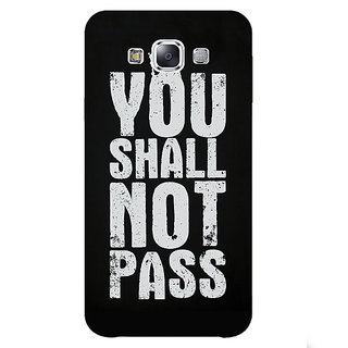 Absinthe LOTR Hobbit Gandalf Back Cover Case For Samsung Galaxy J3