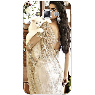 Absinthe Bollywood Superstar Sonam Kapoor Back Cover Case For Samsung Galaxy J3