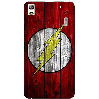 Absinthe Flash Back Cover Case For Lenovo K3 Note
