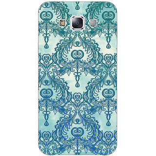 Absinthe Vintage Pattern Back Cover Case For Samsung Galaxy J5