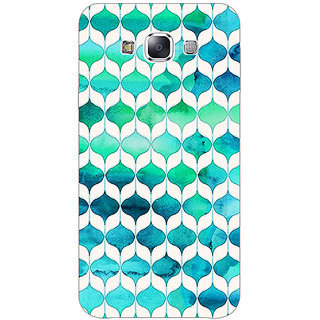 Absinthe Dream Patterns Back Cover Case For Samsung Galaxy J5
