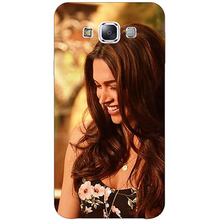 Absinthe Bollywood Superstar Deepika Padukone Back Cover Case For Samsung Galaxy J3