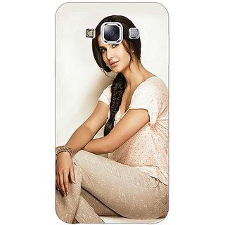 Absinthe Bollywood Superstar Katrina Kaif Back Cover Case For Samsung Galaxy J3