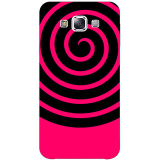 Absinthe Hippie Psychedelic Back Cover Case For Samsung Galaxy J3
