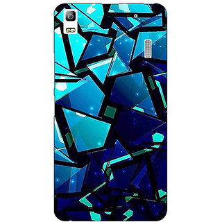Absinthe Crystal Prism Back Cover Case For Lenovo K3 Note