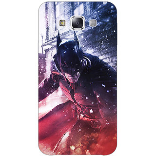 Absinthe Superheroes Batman Dark knight Back Cover Case For Samsung Galaxy J5