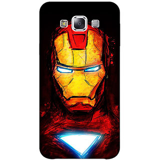 Absinthe Superheroes Ironman Back Cover Case For Samsung Galaxy J5