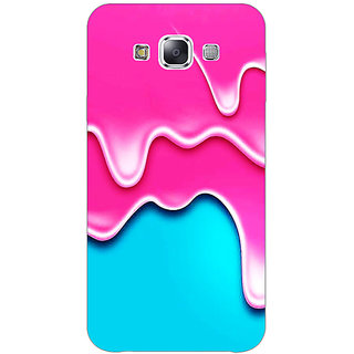 Absinthe Ice Cream Back Cover Case For Samsung Galaxy J3