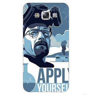 Absinthe Breaking Bad Heisenberg Back Cover Case For Samsung Galaxy J5