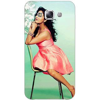 Absinthe Bollywood Superstar Yami Gautam Back Cover Case For Samsung Galaxy J5