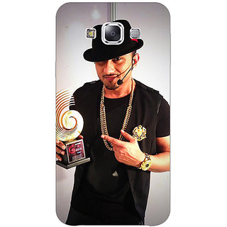 Absinthe Bollywood Superstar Honey Singh Back Cover Case For Samsung Galaxy J3