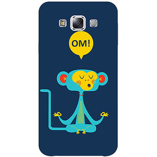 Absinthe OM Back Cover Case For Samsung Galaxy J3