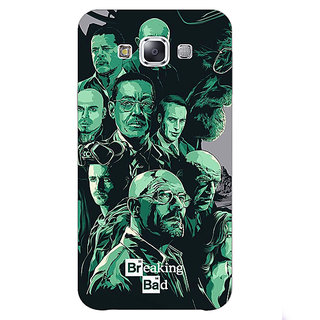 Absinthe Breaking Bad Heisenberg Back Cover Case For Samsung Galaxy J7