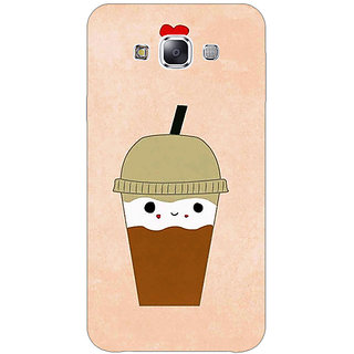 Absinthe Milkshake Love Back Cover Case For Samsung Galaxy J5