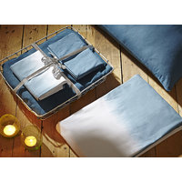 House This 1 Double Bedsheet With 2 Pillow Covers (Design 6)