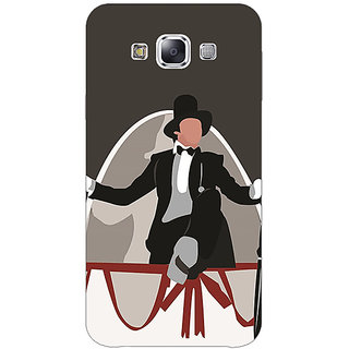 Absinthe Bollywood Superstar Anthony Gonsalves Back Cover Case For Samsung Galaxy J7