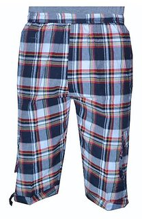 MENS COTTON CAPRI 3/4 SET  OF 2