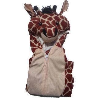 Giraffe Animal Fancy Dress Costume For Kids