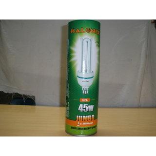 45 Watt High Bright Energy Saver HALONIX Cfl WITH ONE YEAR WARRANTY ENERGY SAVER
