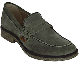 GAS Olive Loafers