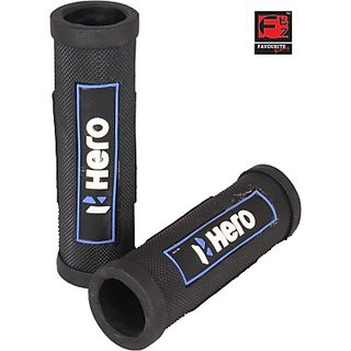 Favourite Bikerz Fbz 34709 Bike Handle Grip For Hero Hf (Pack Of 2)