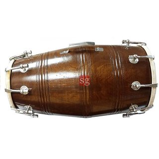 Sg Musical Tahli Nut Bolt Dholak Free Carry Bag Sdl794972349