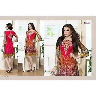 fiona digital print ready made kurtis