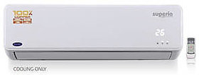 Carrier Superia Plus K+ 1.5 Ton 4 Star Inverter Split AC(White)