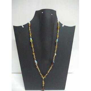Woap By Trisha Jewels Stunning Beach  Handicraft Necklace (GHN-2001)