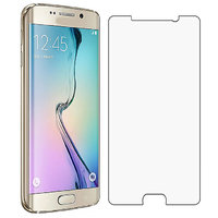 Snaptic 2.5D Curved Edge HD Tempered Glass For Samsung Galaxy S6 Edge