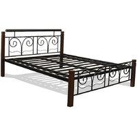 Furniturekraft Queen Size Double Bed