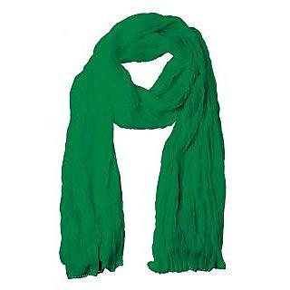 Pure Cotton Green Duptta