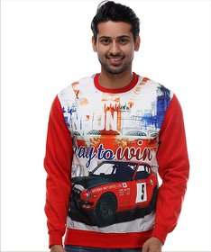 Mens Printed Sweatshirt