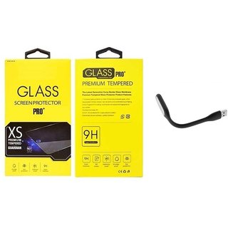 Unbreakble Tempered Glass For  Samsung Galaxy Note 4 (Pack of 3)