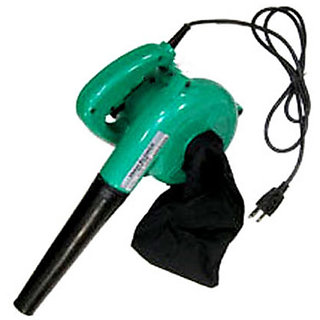 350W BLOWER ELECTRIC Handheld Vacuum Action DUST Cleaning Power Tools Blowers PC