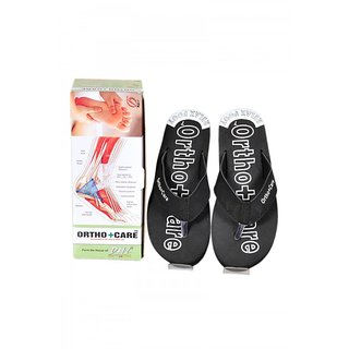 0592d2aaa65f Buy Ortho Care Gents Slipper (Diabetic and Orthopedic Chapple) Online - Get  25% Off