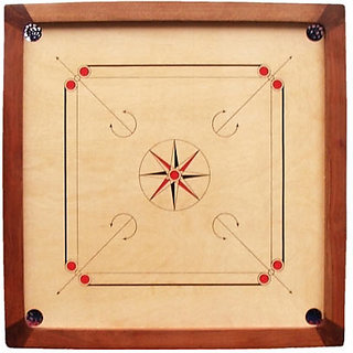 carrom board full size 32 x 32 with free accessories