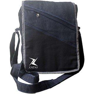 Xhins Men, Boys Blue Denim Sling Bag