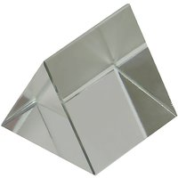 Optical Glass Prism Diy Reflection Prisms Equilateral Prism 50 Mm X 50mm Size