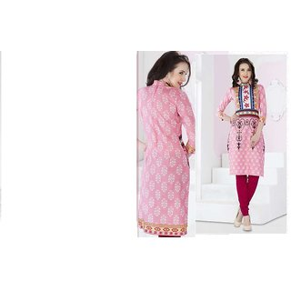 Womens Cotton Kurti Veer Creation