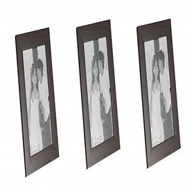 Set of 3  photoframes each 5 x 7 inches
