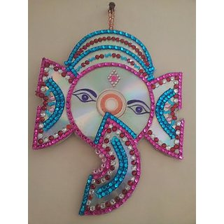 Handmade Ganeshji  Wall hanging