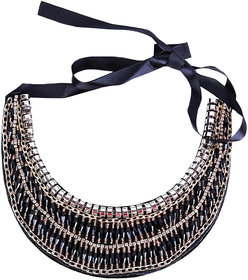 Acsentials Pure Hand-made crystal collar Necklace