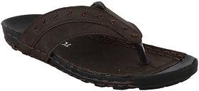 Hillsvog Black sandal specially for denim-6001