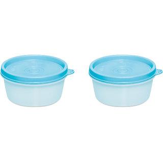 Milton I Fresh 250ml 2pcs Plastic Containers- Blue