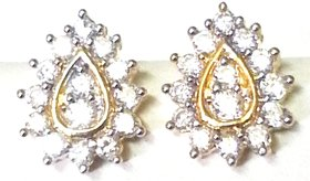 Veenaai Silver Earring