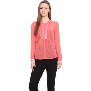 Porsorte Women Pink Shirt